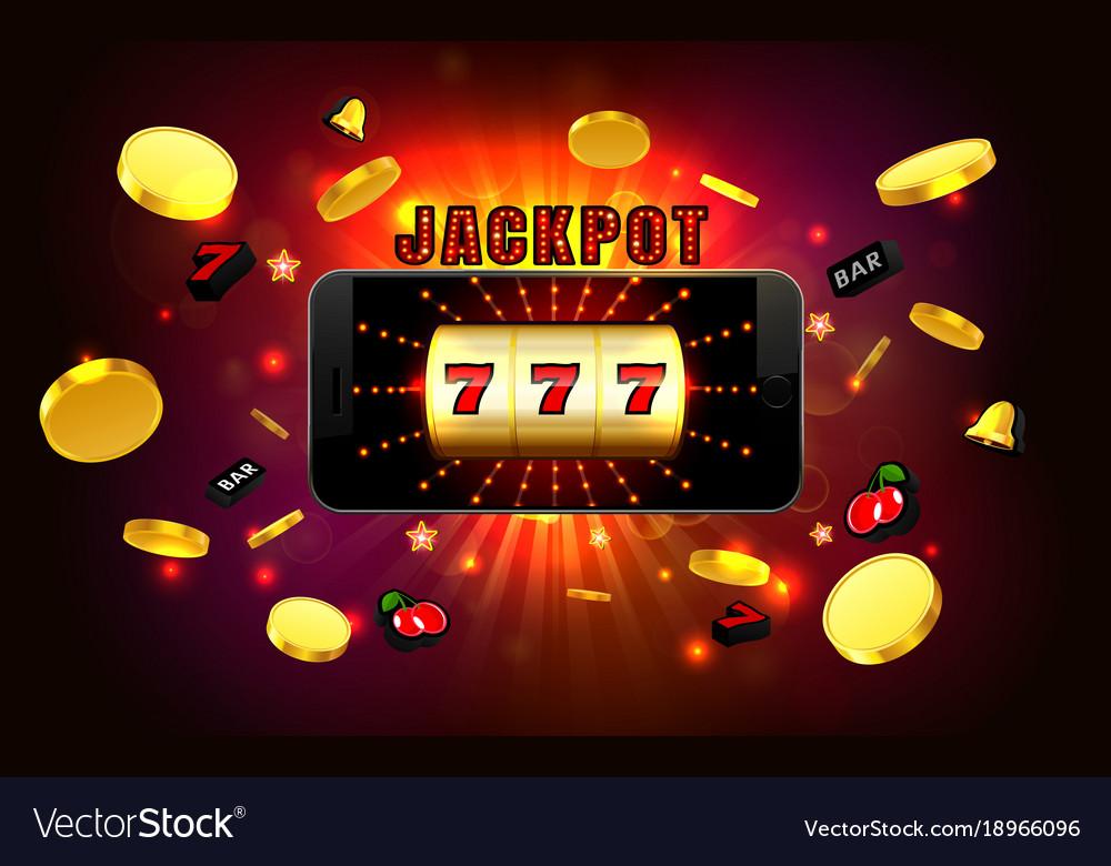 Jackpot lucky wins golden slot machine casino on