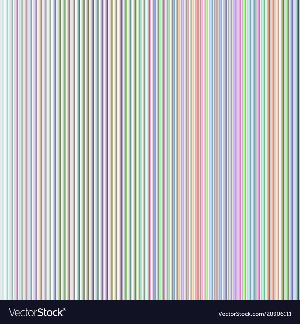 Vertical rainbow lines