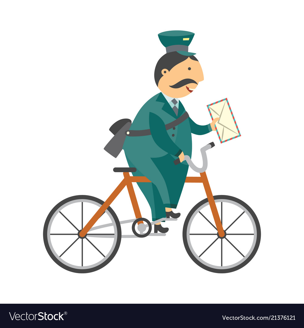 Animated Mailman Clipart | Free Images at Clker.com - vector clip art  online, royalty free & public domain