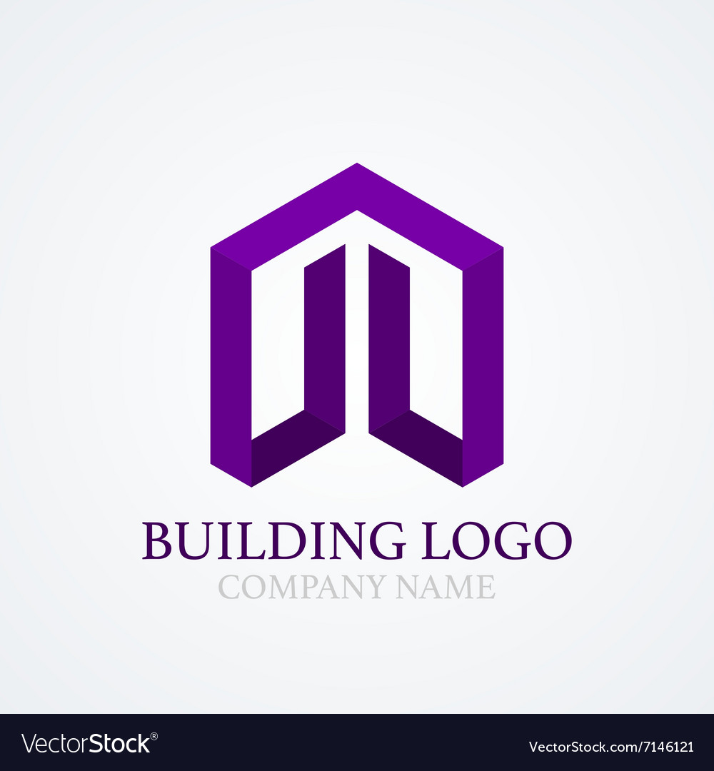 Logo design building
