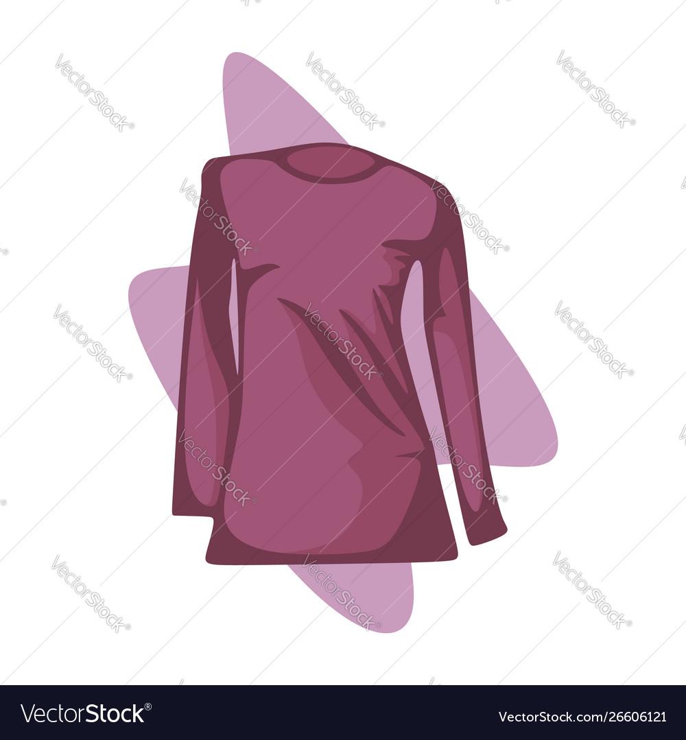 Women tees purple