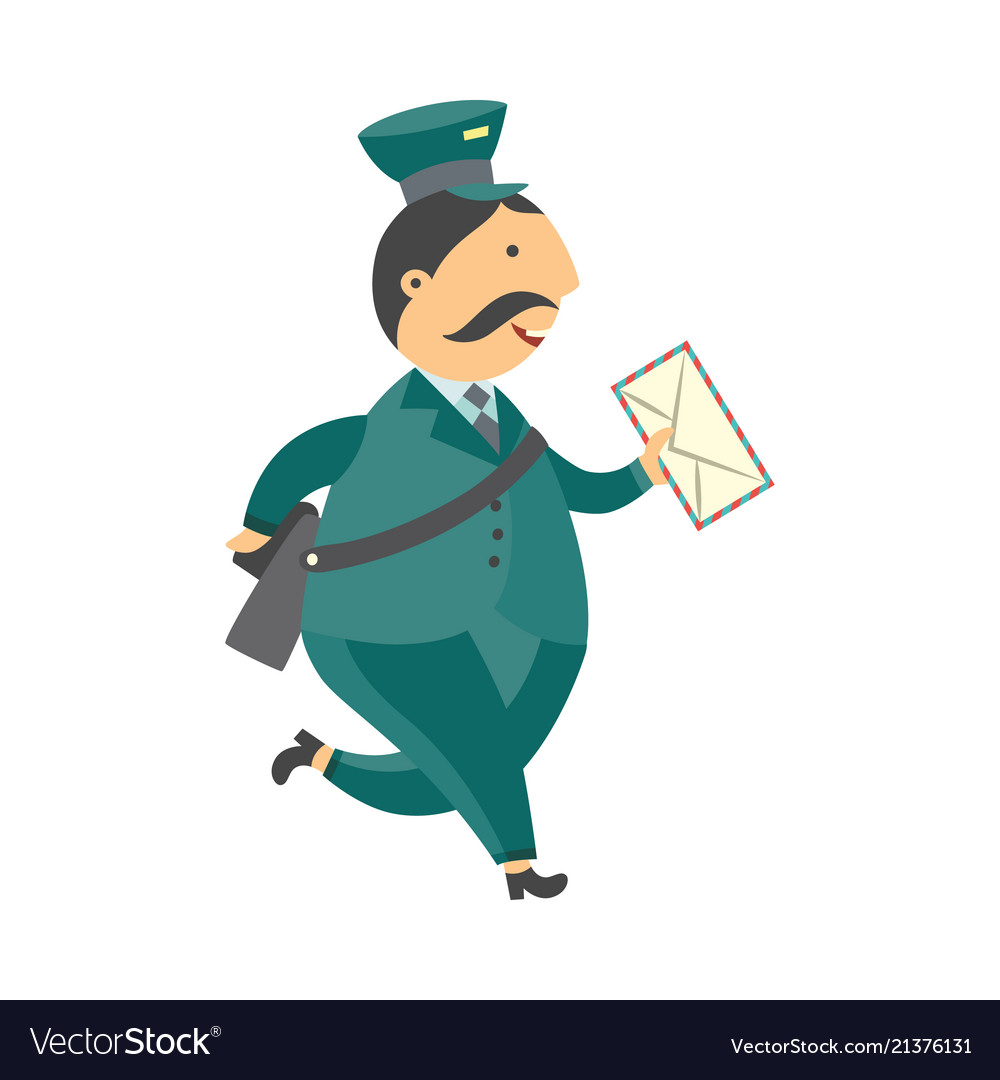 ᐈ Post man stock pictures, Royalty Free postman images | download on  Depositphotos®