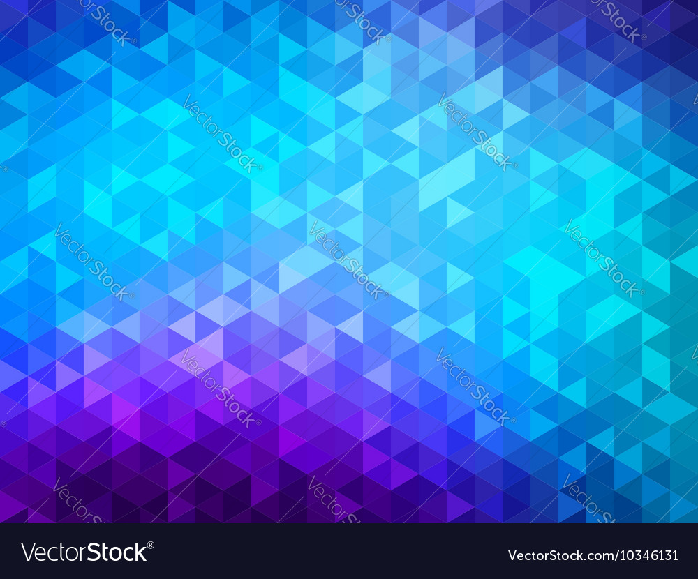 Polygonal Background For Webdesign Blue Purple