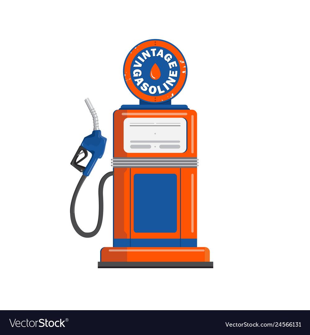 Vintage gas pump gun