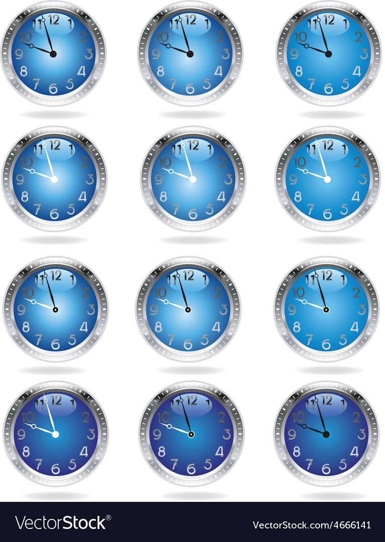 Metal clocks resize