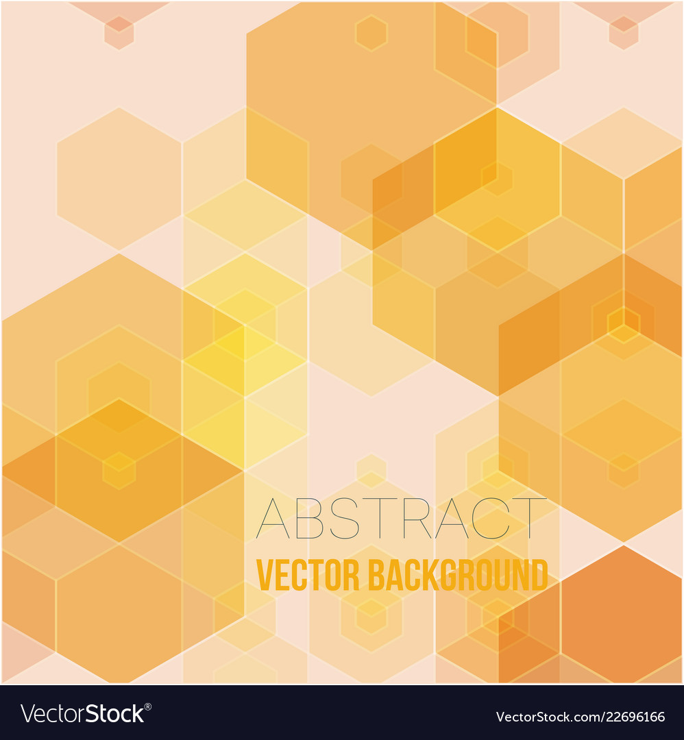 Abstract geometric background template