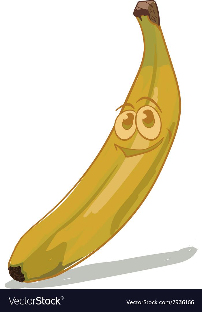 Banana cartoon