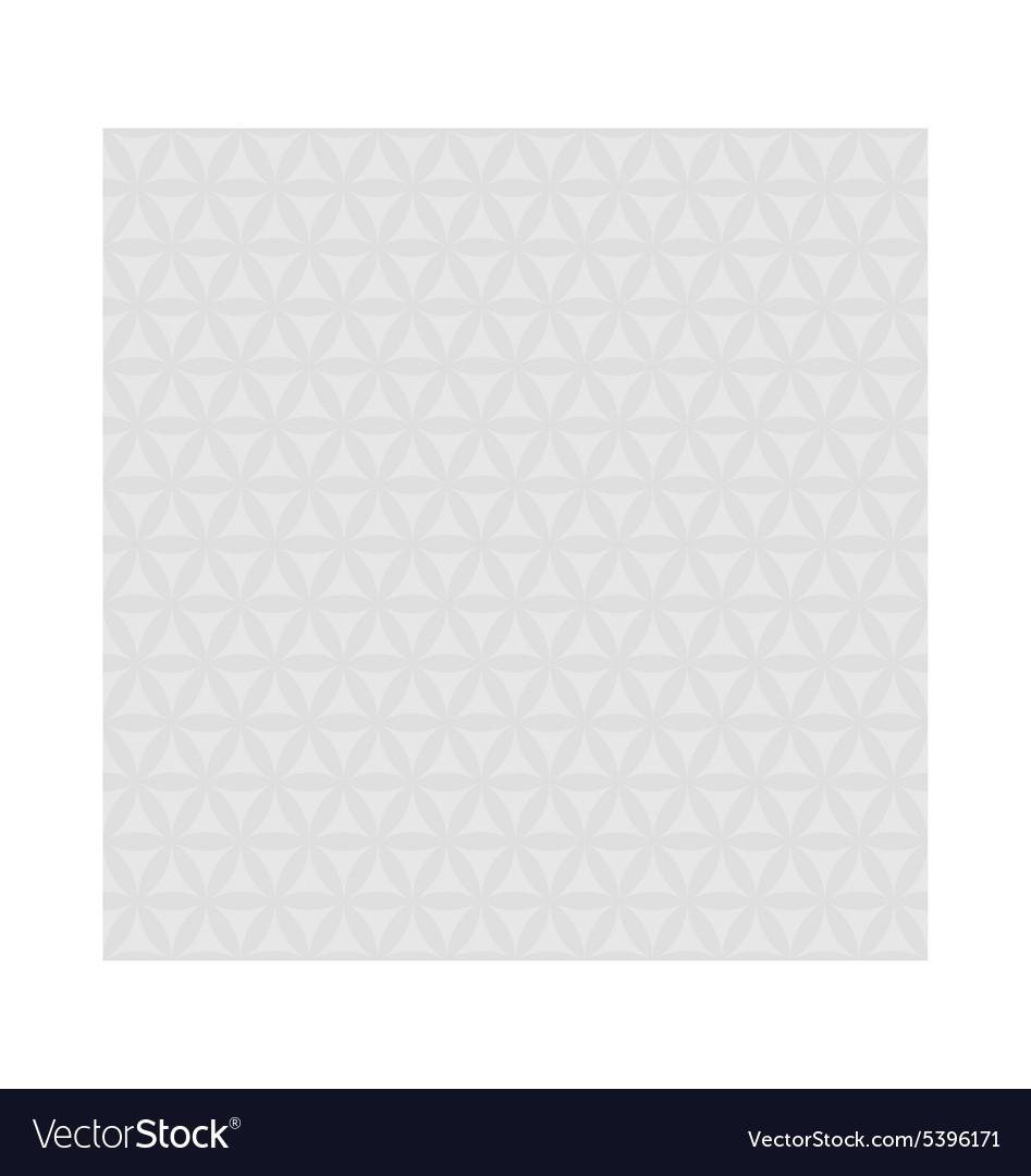 Gray flower of life sacred geometric background