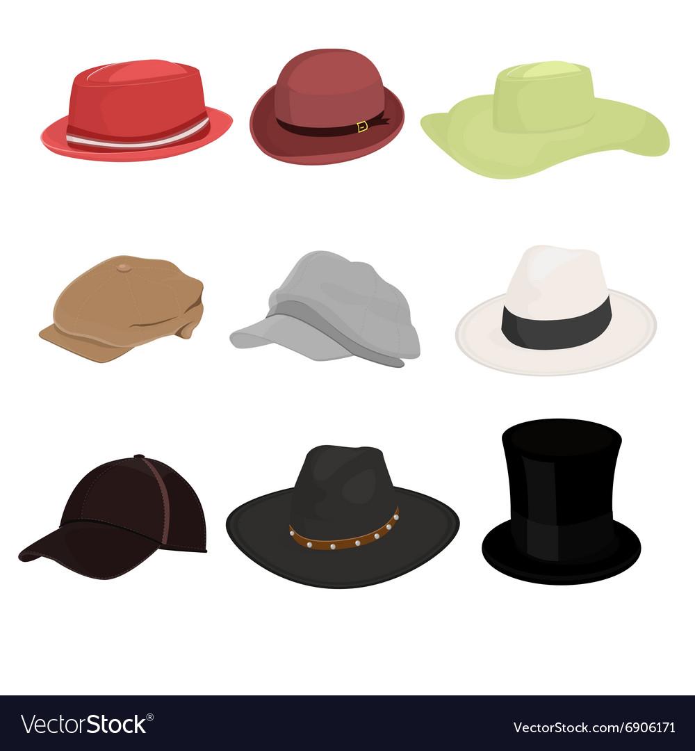 Hat collaction set 01