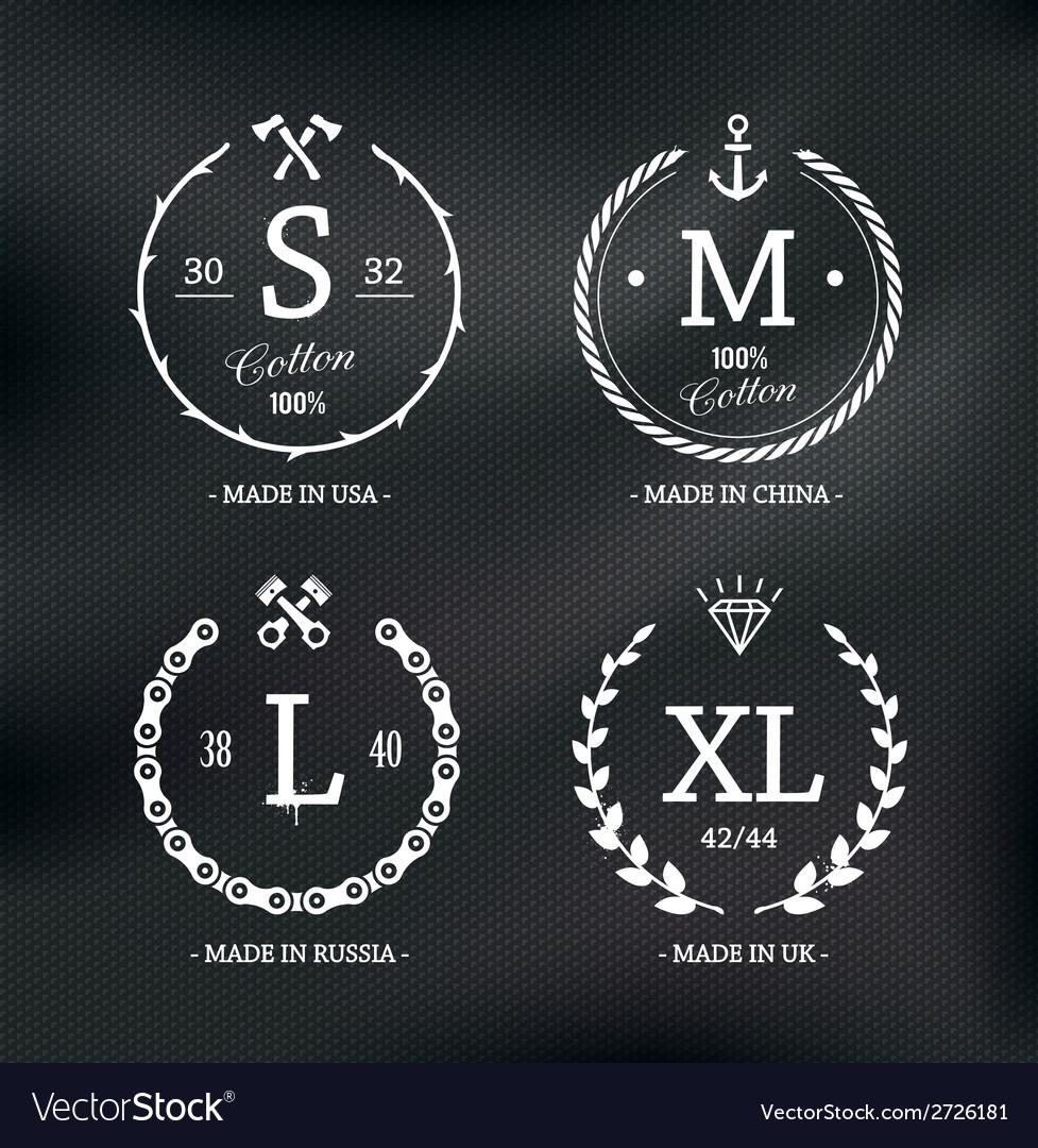Size Emblems 1