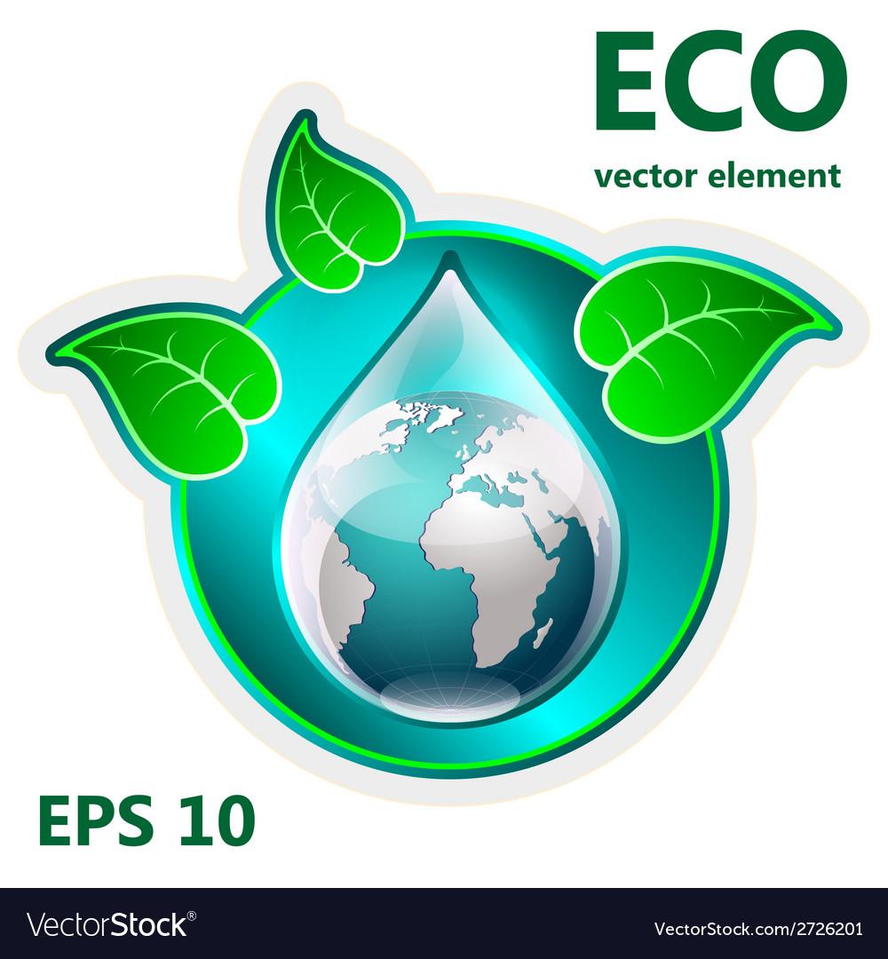 Element for design ecology