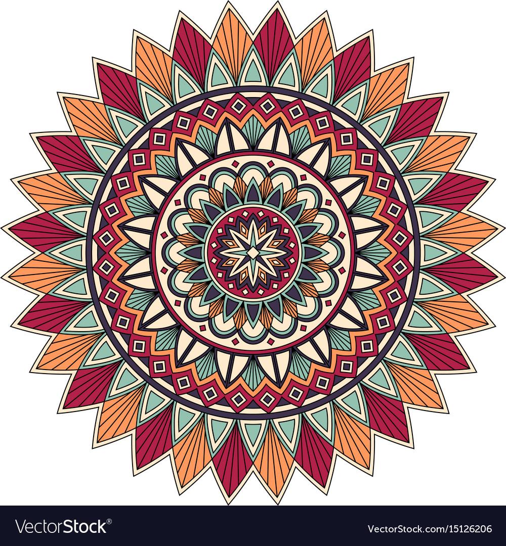 Cómo Pintar Mandala Muy Fácil En Casa
