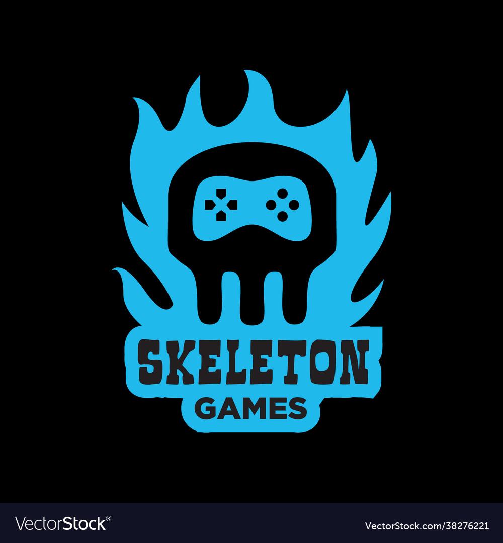 Skeleton games logo