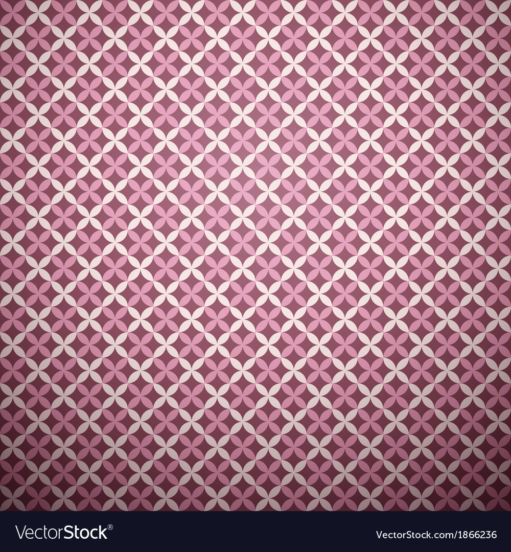Stylish pattern tiling Pink color Royalty Free Vector Image