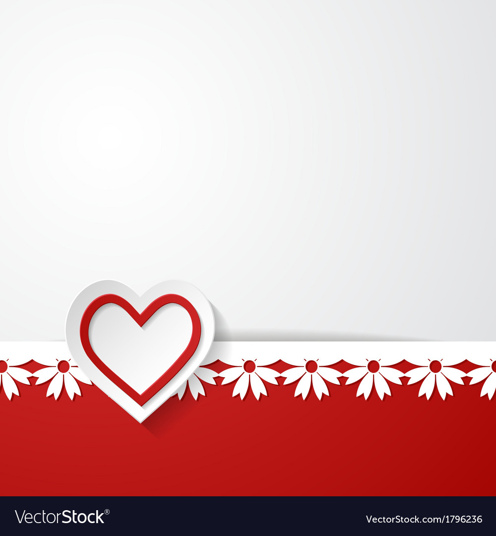 Wedding invitation or a Valentines card Royalty Free Vector