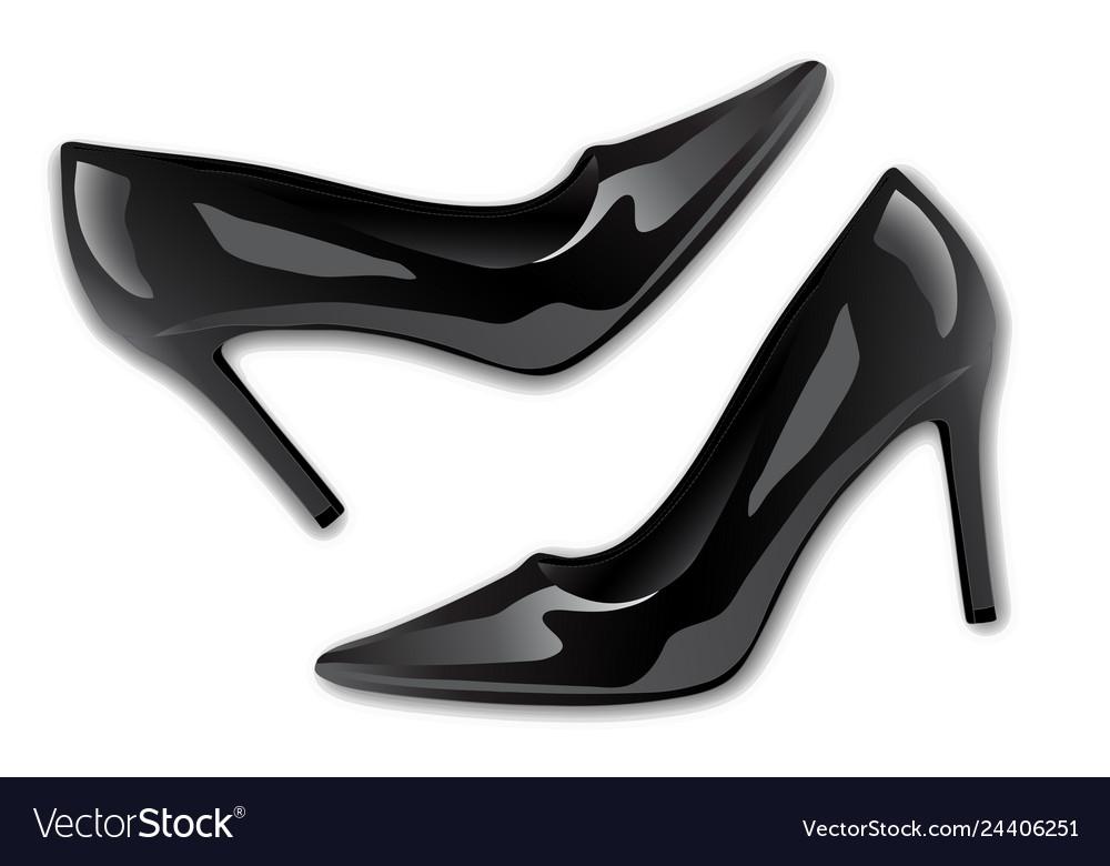 Modern fashionable classic shoes female