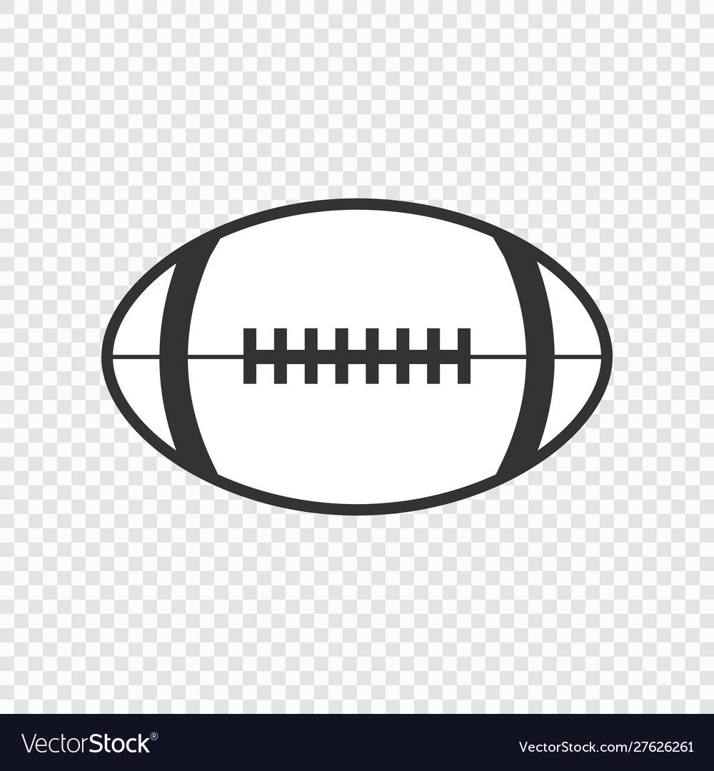 Ball icon isolated