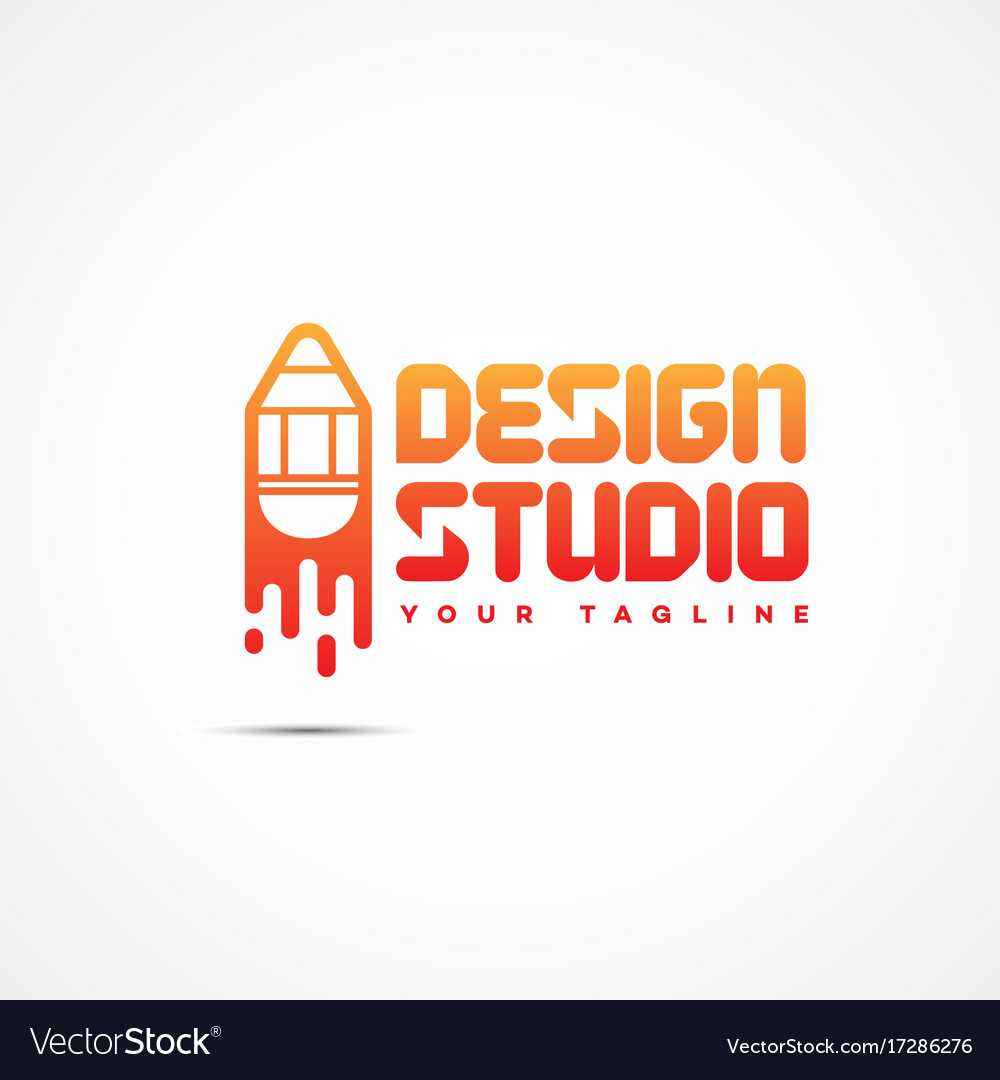 Design studio logo