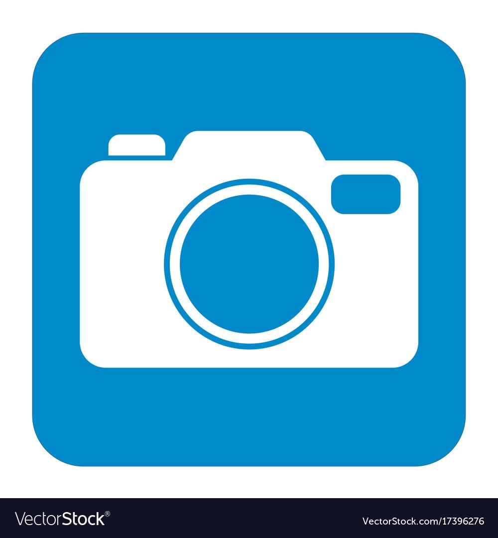 photo camera icon royalty free vector image vectorstock rh vectorstock com camera icon vector free download camera icon vector free