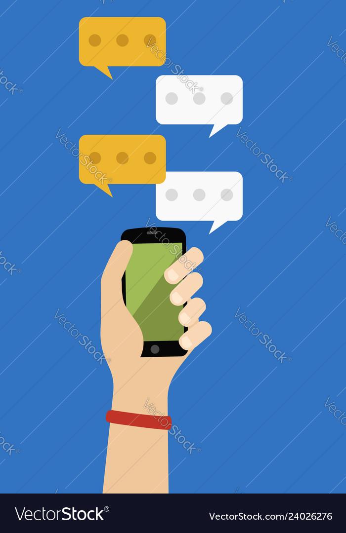 Social phone chat
