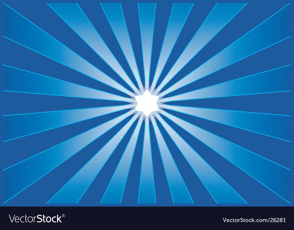 Shining starburst