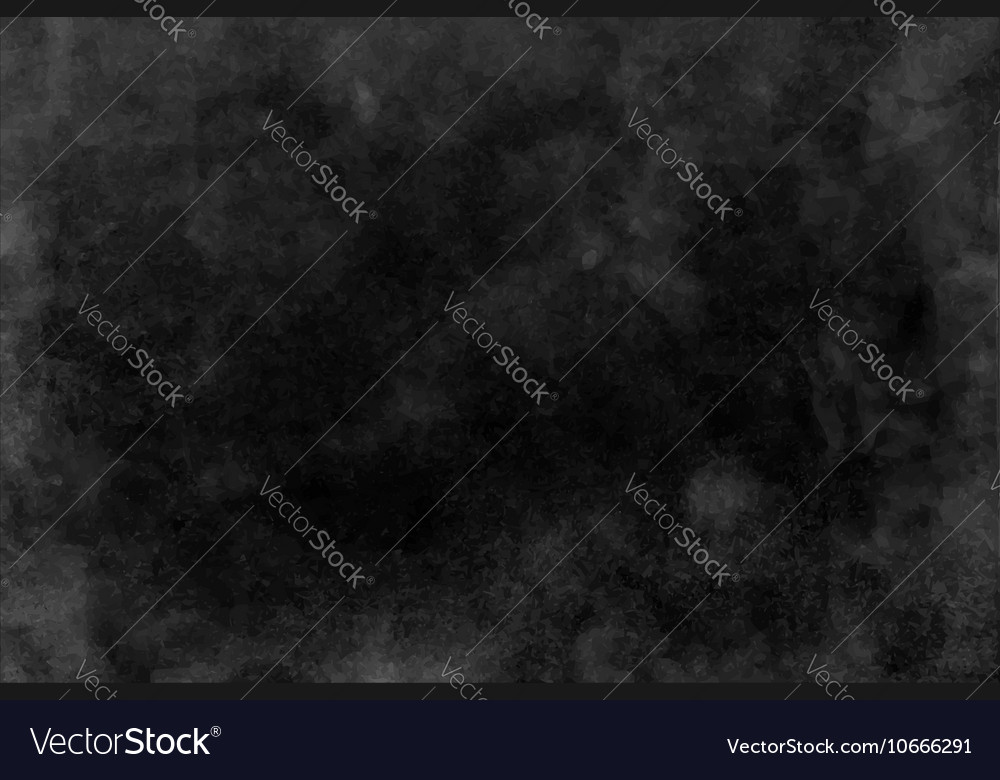 Black and dark gray watercolor texture background