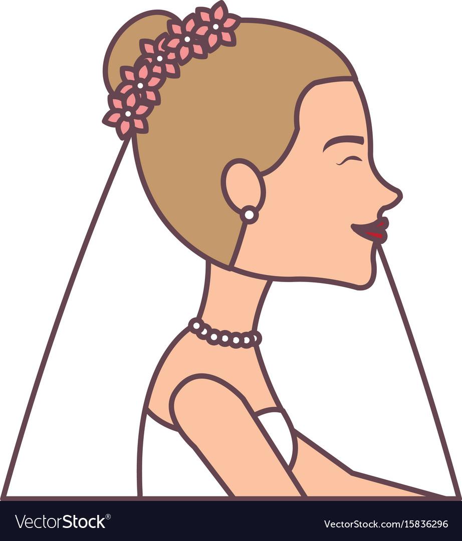 Cute wife avatar character