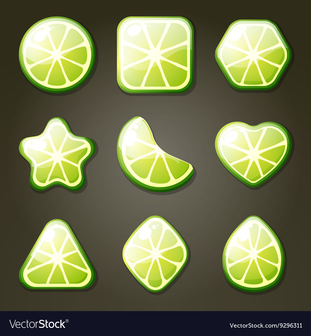 Lime Candies