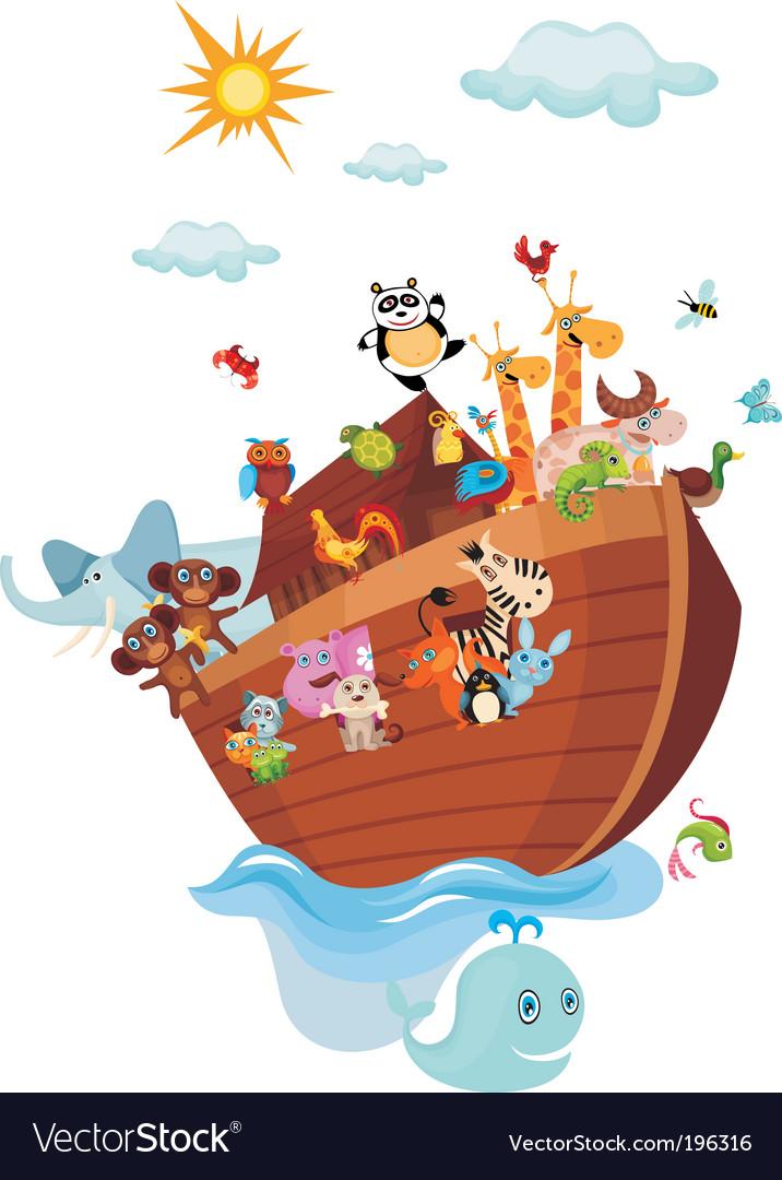 Ark vector image