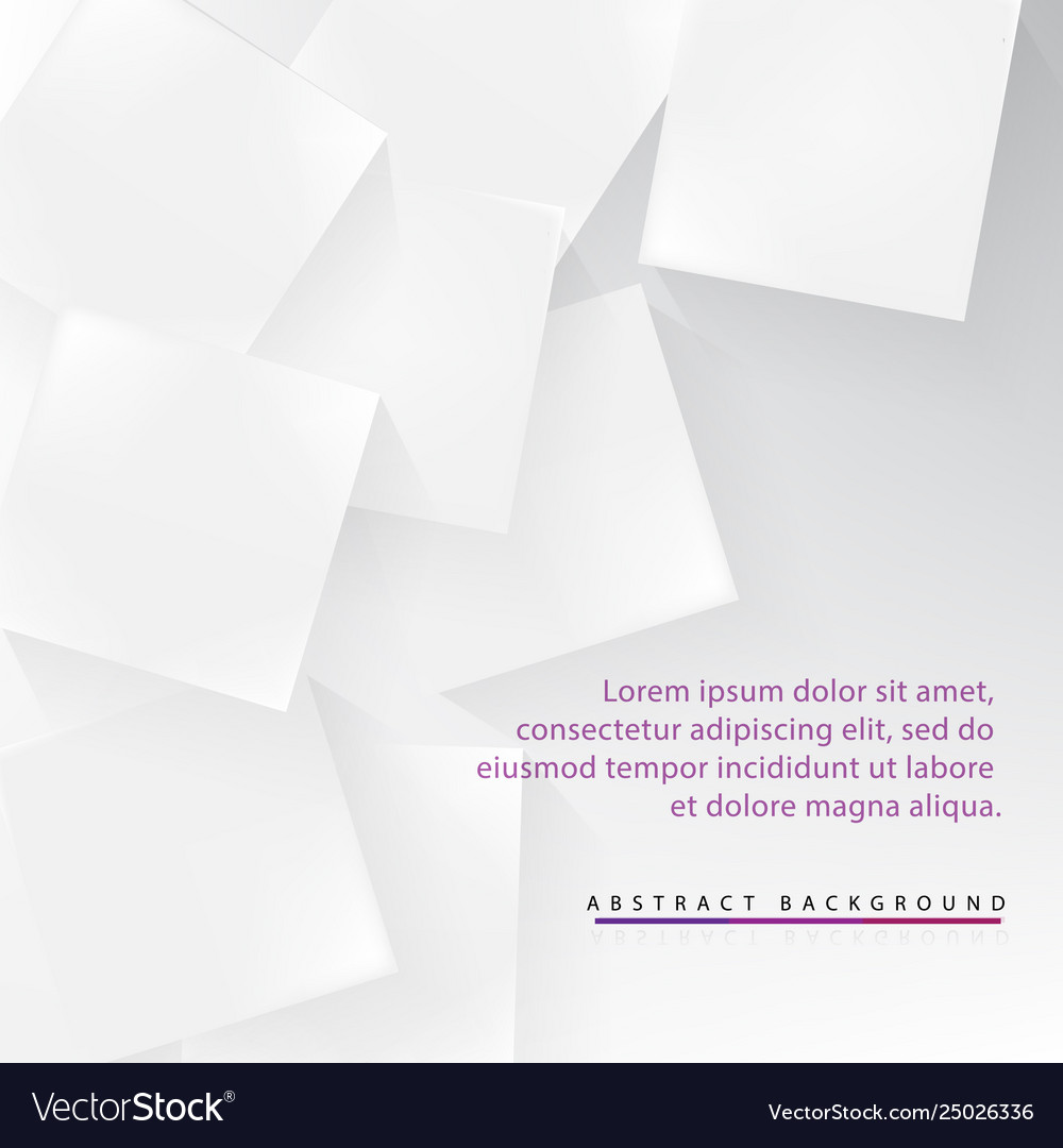 Background Plain White Paper