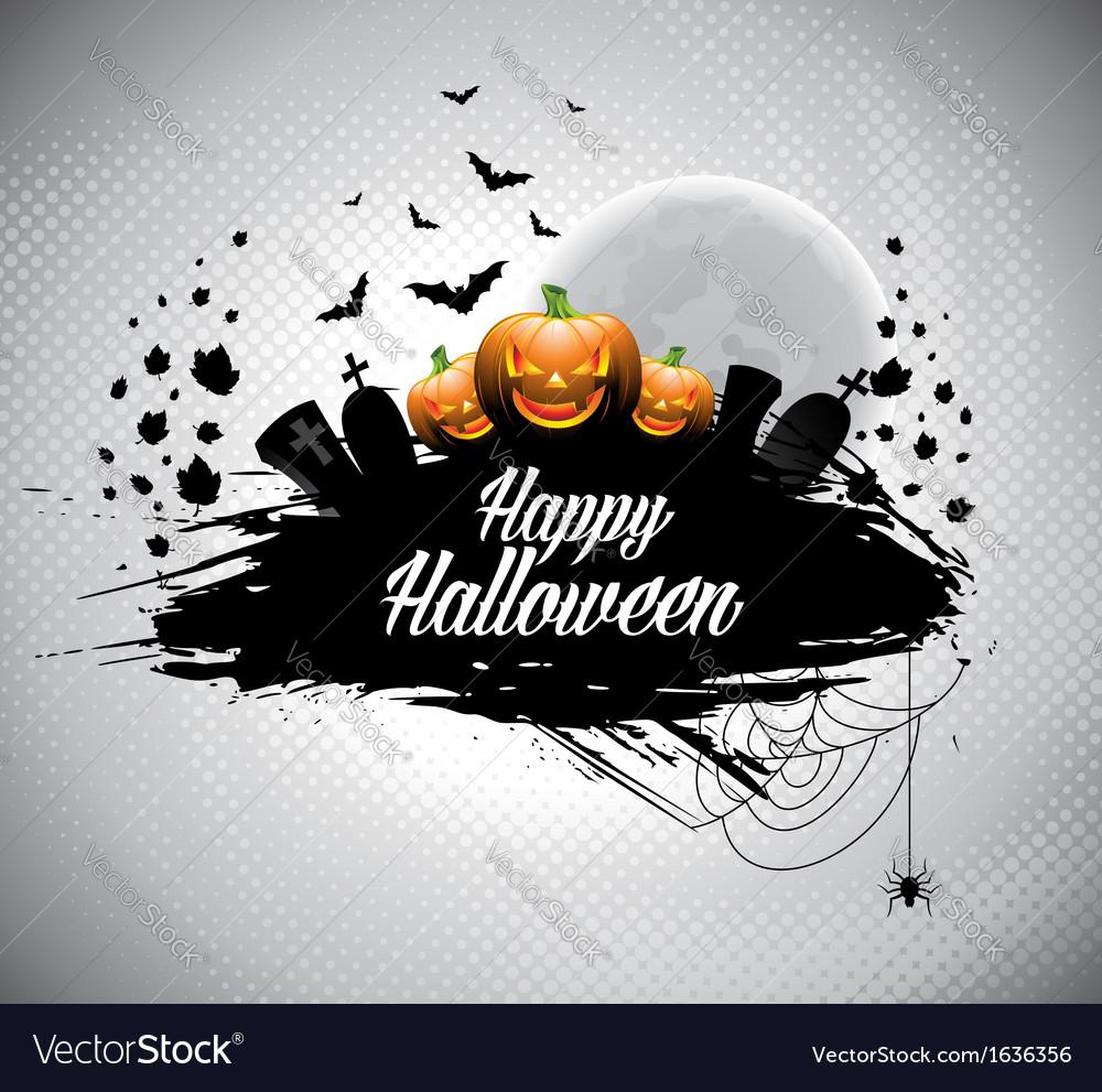 On a Halloween theme