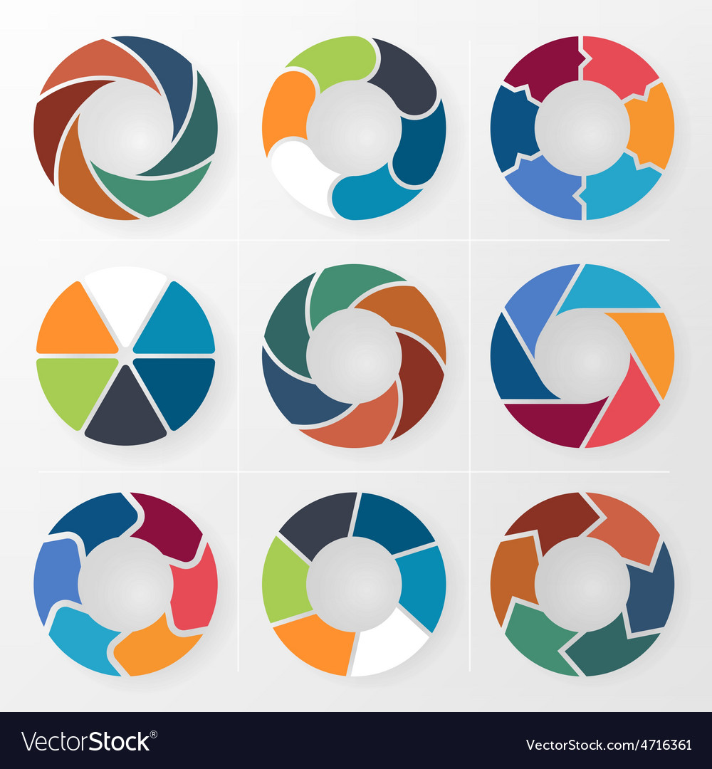3254 infographic vector image