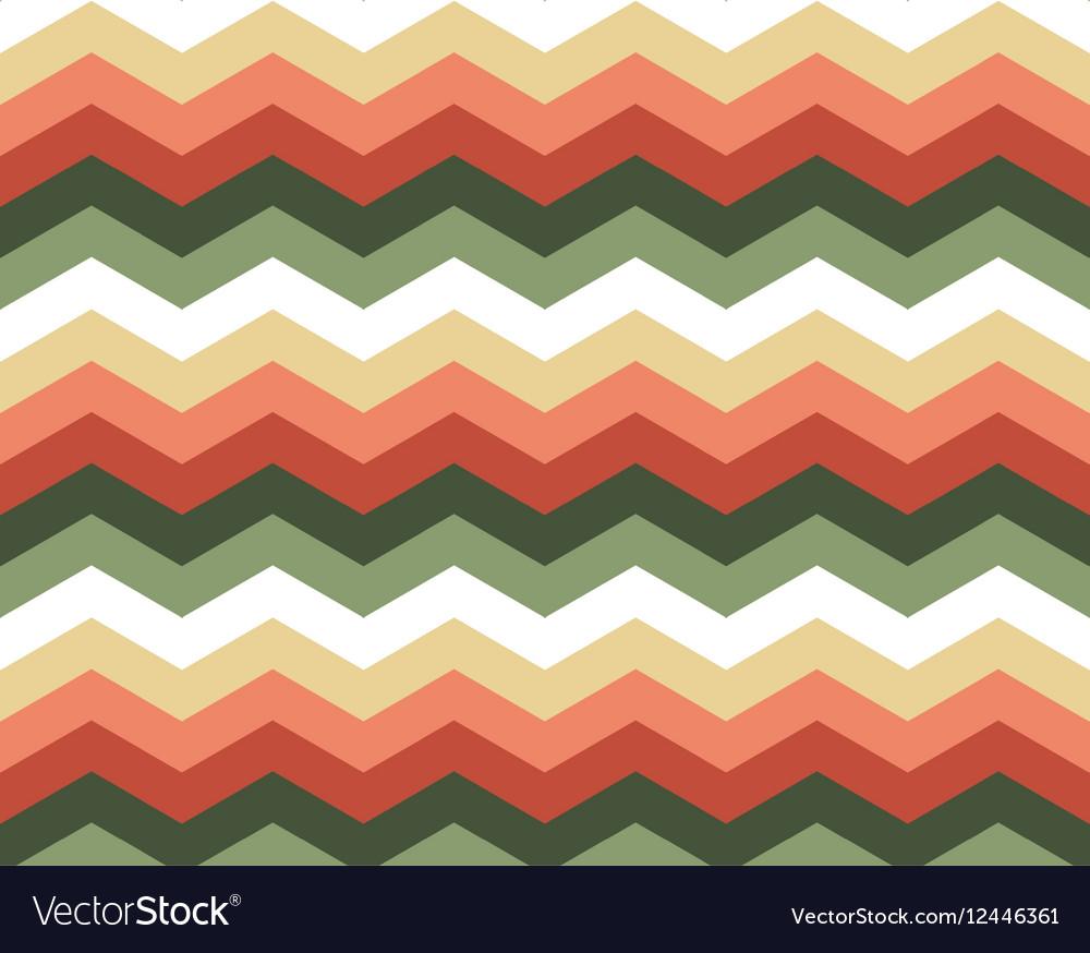 Triangle geometric colorful pattern