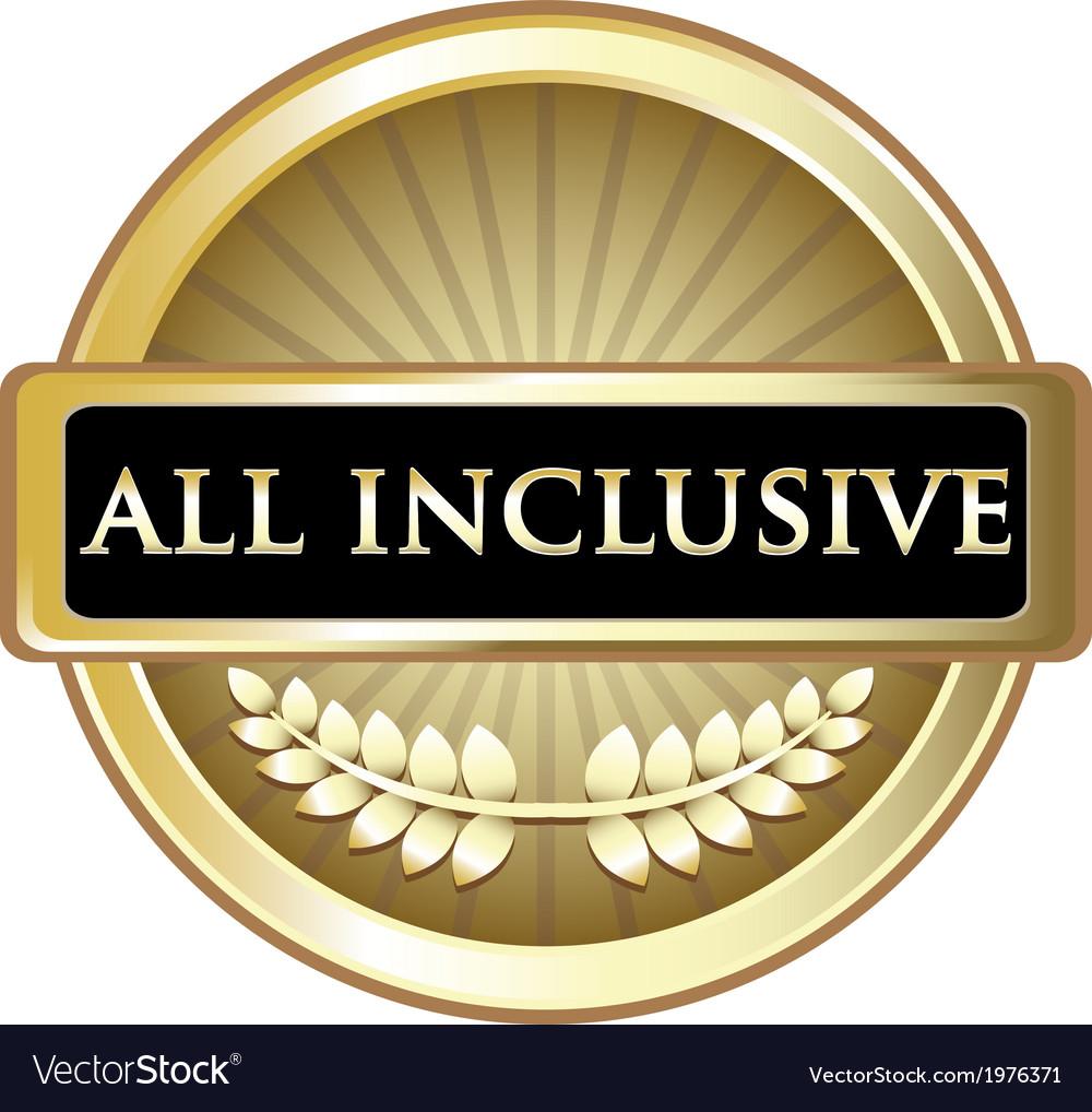 All Inclusive Gold Label