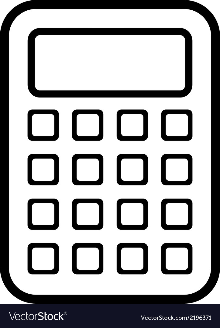 Images of Calculator Black And White - #rock-cafe