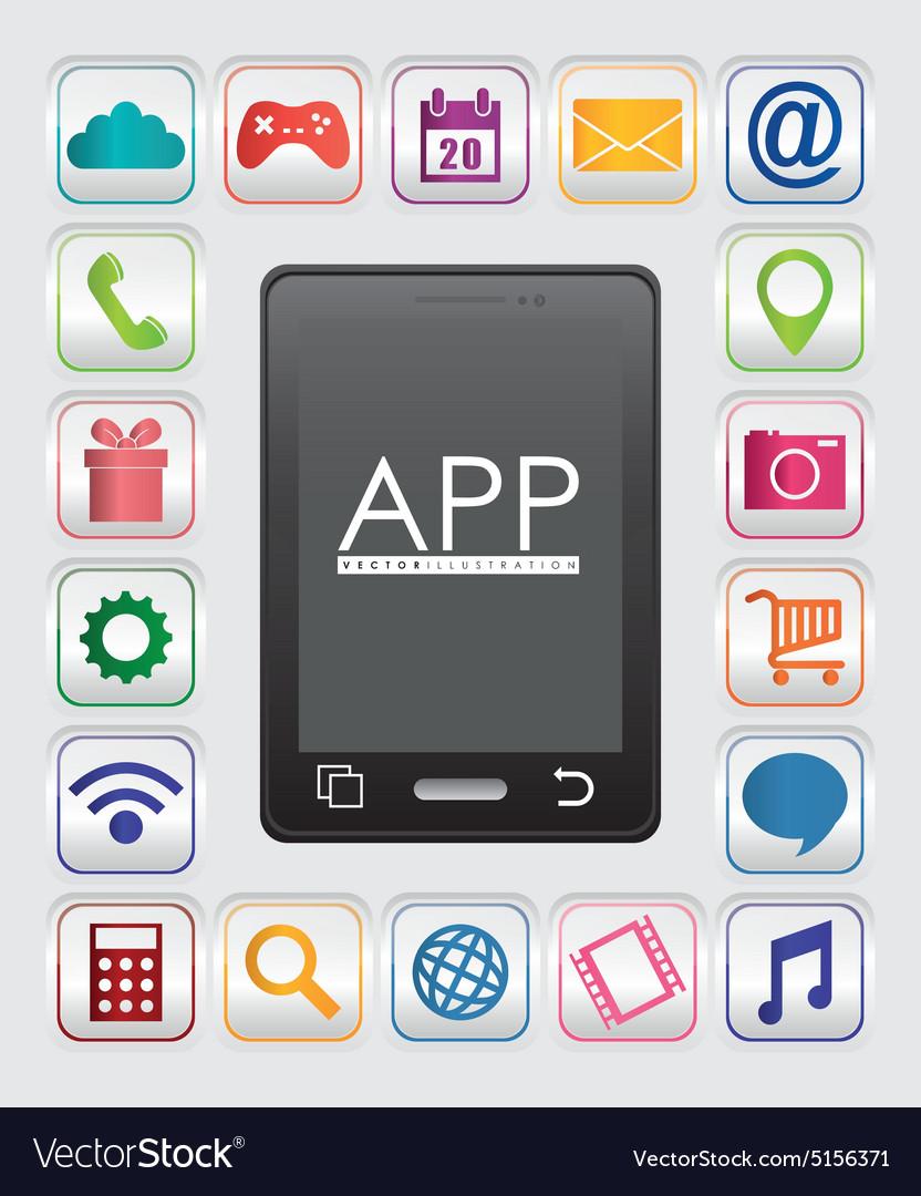 Smartphone applications design