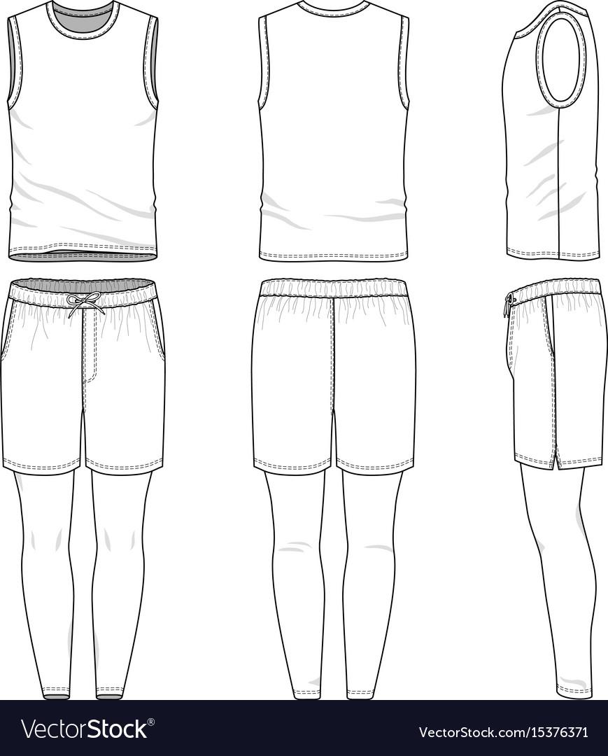 pants templates