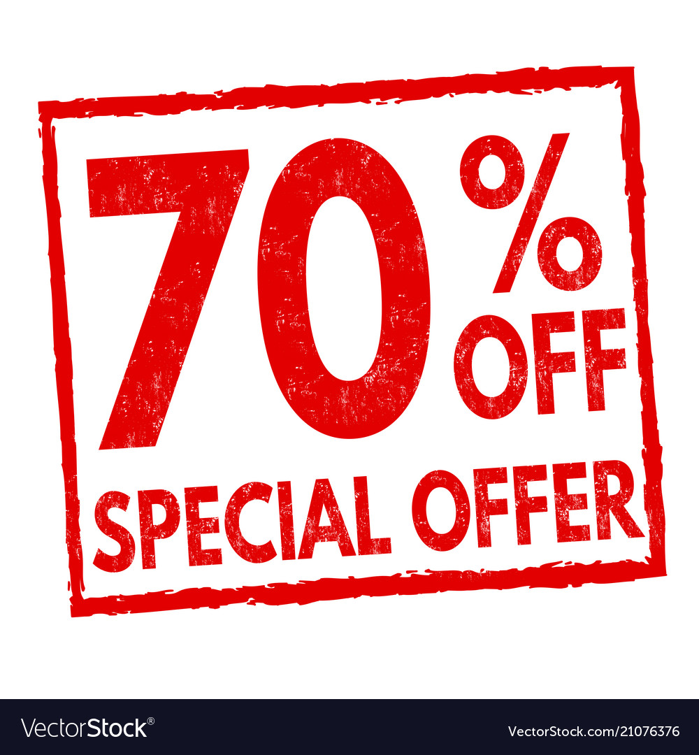 Special offer 70 off grunge rubber stamp
