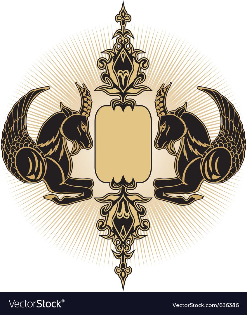 Heraldry crest