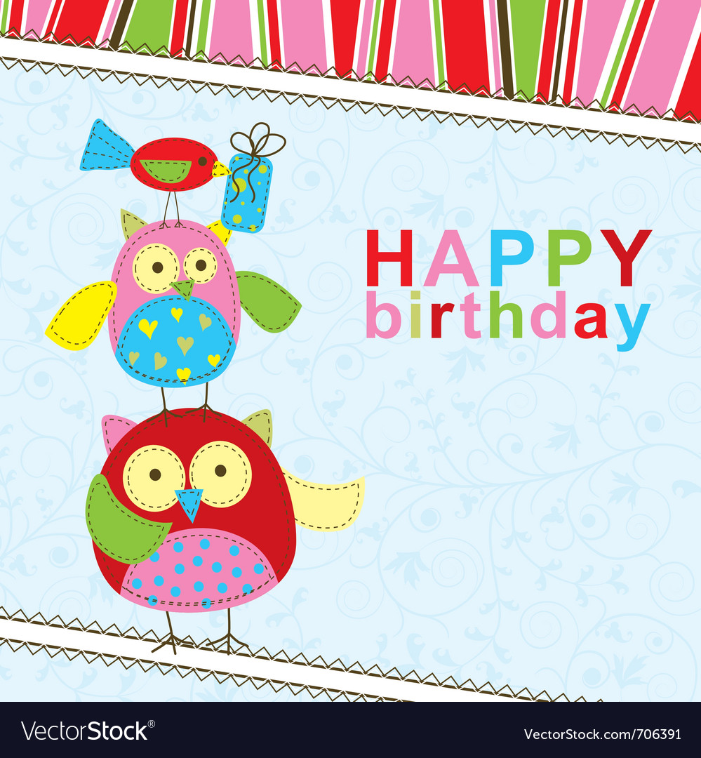 Free Template Birthday Card Selowithjo