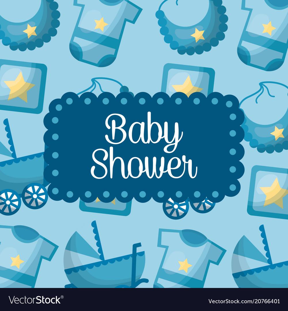 Baby shower celebration