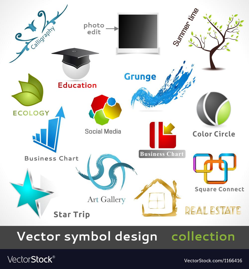Color Symbol Design