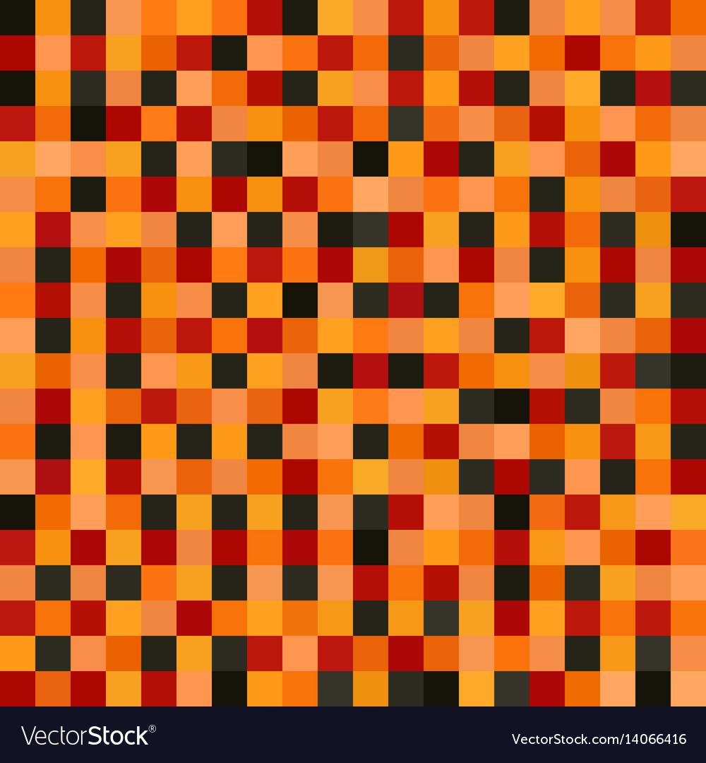 Pixel Art Pattern Seamless