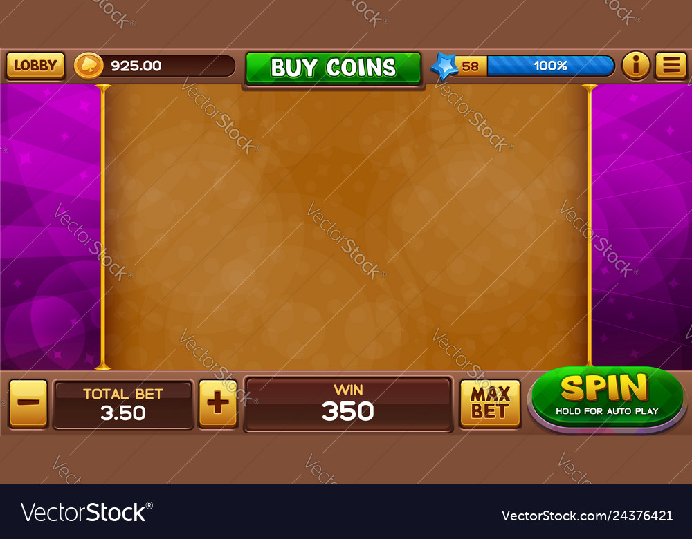 Slots game background