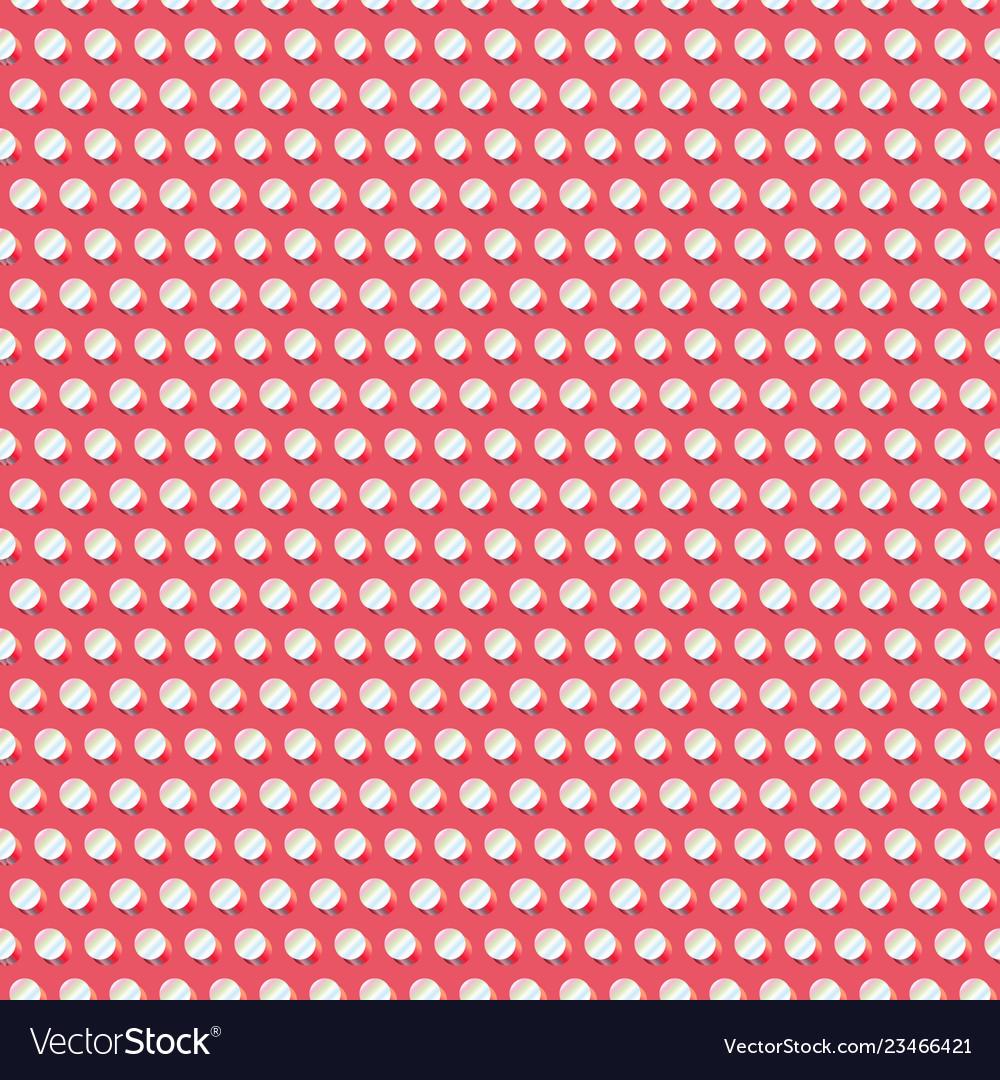 White circle texture