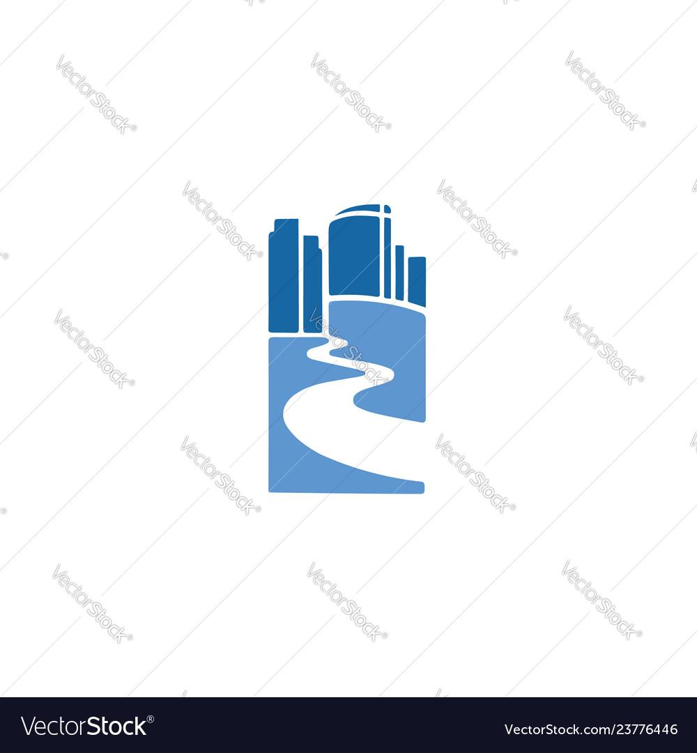 City-river-logo