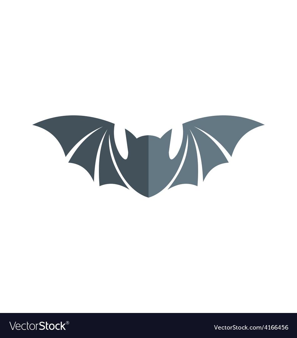 Bat icon logo