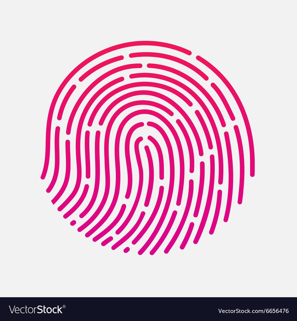 Circle touch fingerprint id app