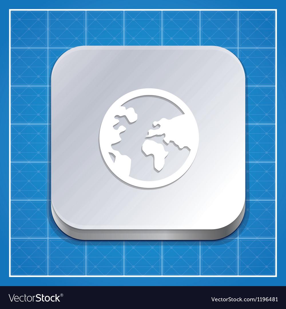 App icon template Royalty Free Vector Image - VectorStock
