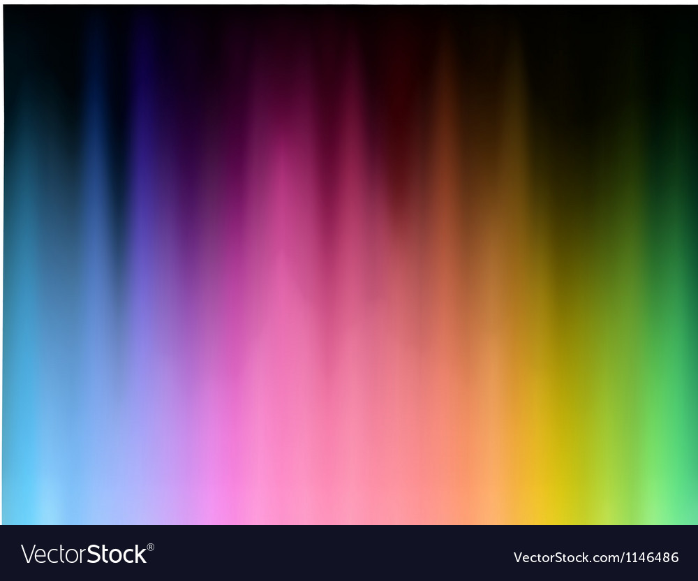 Abstract spectrum background vector image